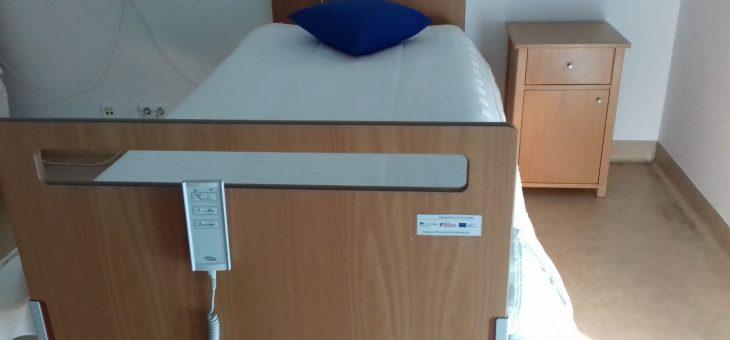 Aquisição de camas articuladas (tipo hospitalares) e Ajudas Técnicas (cadeiras de rodas e andarilhos)